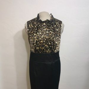 CONNECTED Size: 20W Satin Dress